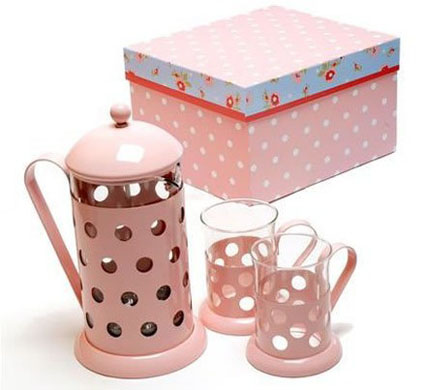 Set da caffé Pink Princess