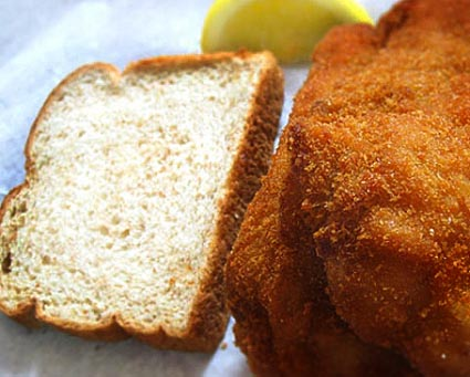 Panino con la cotoletta