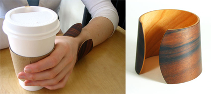 Coffee Cuff by Contexture Design