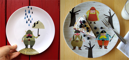 Viking-Plates-by-Sandra-Monta
