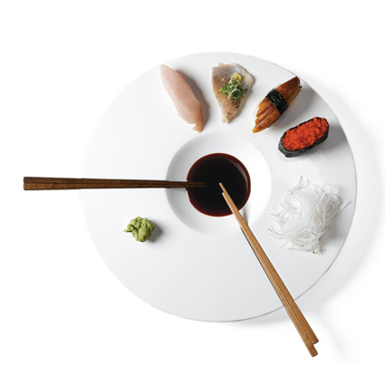 Sushi Time by Mint Design