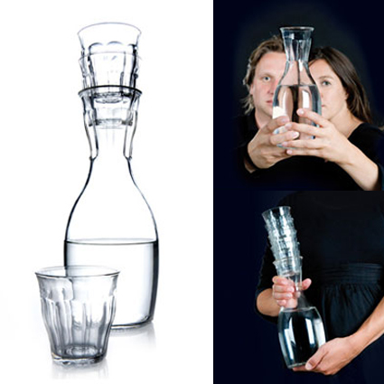 Caraffa French Stacking