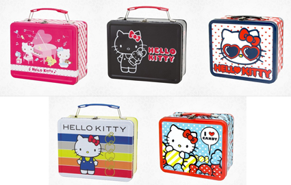 Lunch Box by Hello Kitty