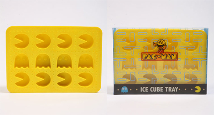 Pac-man Ice Tray su Urban Outfitters