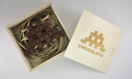 chocolate-invader
