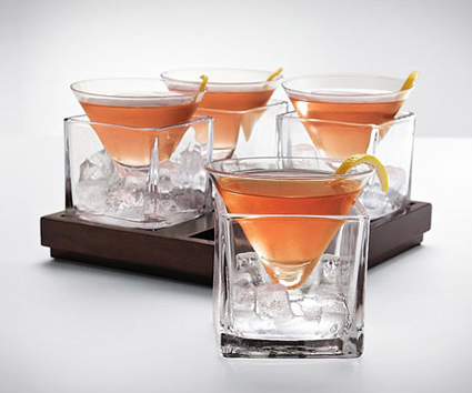 cubist-martini-set