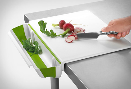 cutting-board-with-collapsible-bin