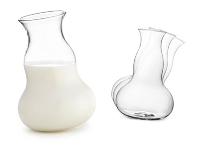 Motion Carafe by Ole Jensen Normann Copenhagen