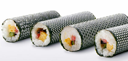 Alga Nori Fashion per Sushi di Design