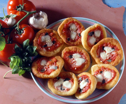 Pizzette gustose